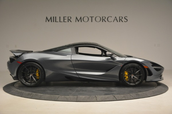 Used 2018 McLaren 720S Performance for sale $234,900 at Aston Martin of Greenwich in Greenwich CT 06830 9