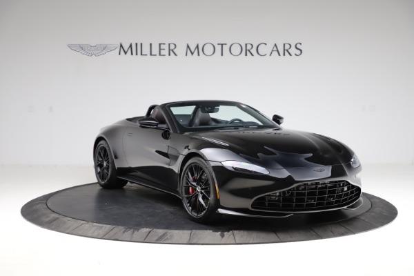 New 2021 Aston Martin Vantage Roadster for sale Sold at Aston Martin of Greenwich in Greenwich CT 06830 10
