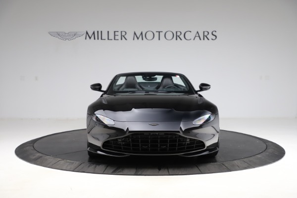 New 2021 Aston Martin Vantage Roadster Convertible for sale $189,186 at Aston Martin of Greenwich in Greenwich CT 06830 11