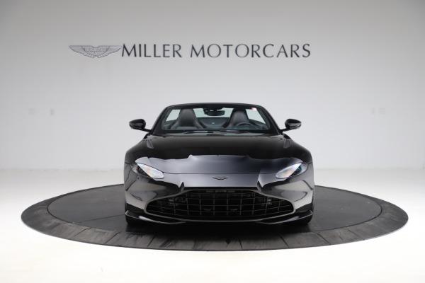 New 2021 Aston Martin Vantage Roadster for sale Sold at Aston Martin of Greenwich in Greenwich CT 06830 11