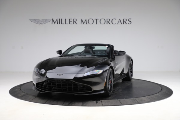 New 2021 Aston Martin Vantage Roadster Convertible for sale $189,186 at Aston Martin of Greenwich in Greenwich CT 06830 12