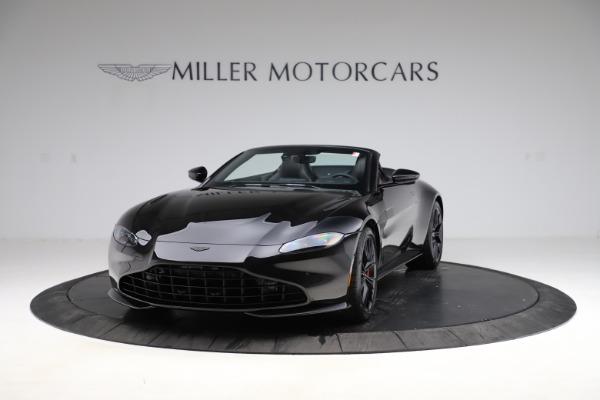 New 2021 Aston Martin Vantage Roadster for sale Sold at Aston Martin of Greenwich in Greenwich CT 06830 12