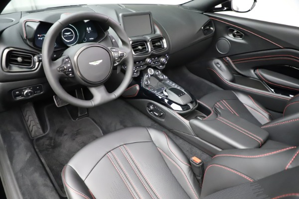 New 2021 Aston Martin Vantage Roadster for sale Sold at Aston Martin of Greenwich in Greenwich CT 06830 13