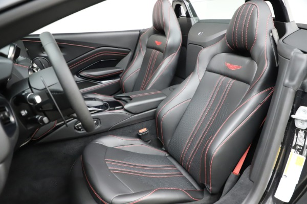 New 2021 Aston Martin Vantage Roadster Convertible for sale $189,186 at Aston Martin of Greenwich in Greenwich CT 06830 15