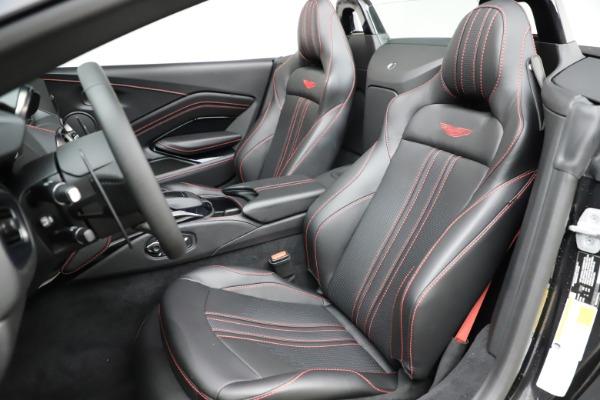 New 2021 Aston Martin Vantage Roadster for sale Sold at Aston Martin of Greenwich in Greenwich CT 06830 15