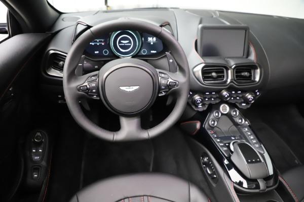 New 2021 Aston Martin Vantage Roadster for sale Sold at Aston Martin of Greenwich in Greenwich CT 06830 17