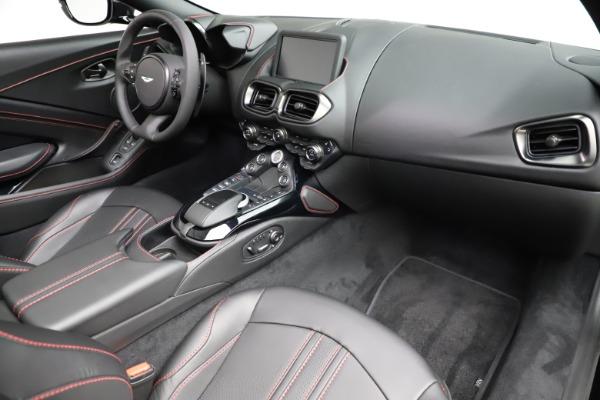 New 2021 Aston Martin Vantage Roadster for sale Sold at Aston Martin of Greenwich in Greenwich CT 06830 18