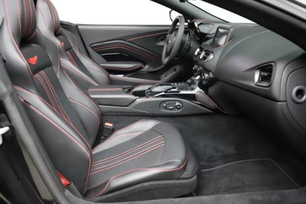 New 2021 Aston Martin Vantage Roadster for sale Sold at Aston Martin of Greenwich in Greenwich CT 06830 19