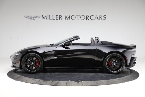 New 2021 Aston Martin Vantage Roadster for sale Sold at Aston Martin of Greenwich in Greenwich CT 06830 2