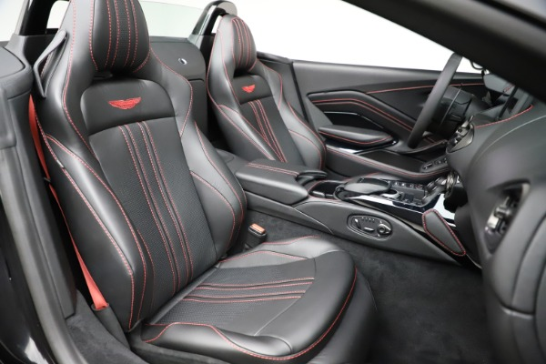 New 2021 Aston Martin Vantage Roadster Convertible for sale $189,186 at Aston Martin of Greenwich in Greenwich CT 06830 20