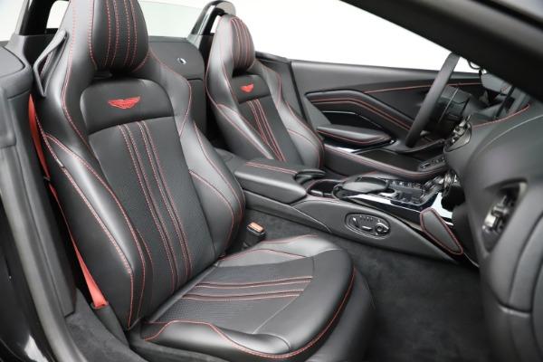 New 2021 Aston Martin Vantage Roadster for sale Sold at Aston Martin of Greenwich in Greenwich CT 06830 20