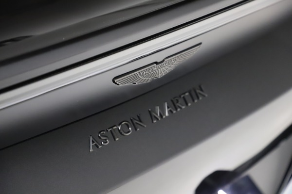 New 2021 Aston Martin Vantage Roadster Convertible for sale $189,186 at Aston Martin of Greenwich in Greenwich CT 06830 21