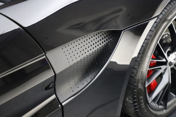 New 2021 Aston Martin Vantage Roadster for sale Sold at Aston Martin of Greenwich in Greenwich CT 06830 22