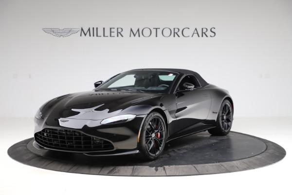 New 2021 Aston Martin Vantage Roadster for sale Sold at Aston Martin of Greenwich in Greenwich CT 06830 27
