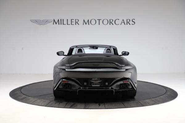 New 2021 Aston Martin Vantage Roadster for sale Sold at Aston Martin of Greenwich in Greenwich CT 06830 5