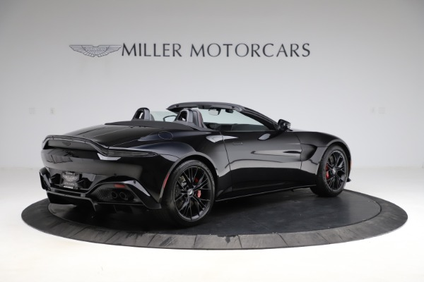 New 2021 Aston Martin Vantage Roadster Convertible for sale $189,186 at Aston Martin of Greenwich in Greenwich CT 06830 7