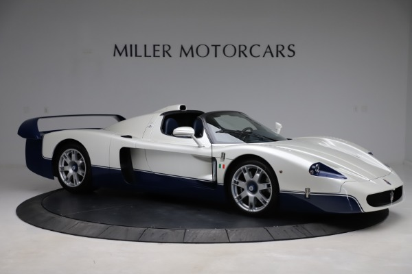 Used 2005 Maserati MC 12 for sale Call for price at Aston Martin of Greenwich in Greenwich CT 06830 10