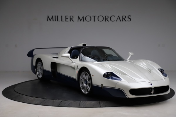 Used 2005 Maserati MC 12 for sale Call for price at Aston Martin of Greenwich in Greenwich CT 06830 11