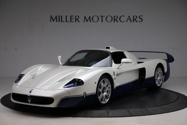 Used 2005 Maserati MC 12 for sale Call for price at Aston Martin of Greenwich in Greenwich CT 06830 13