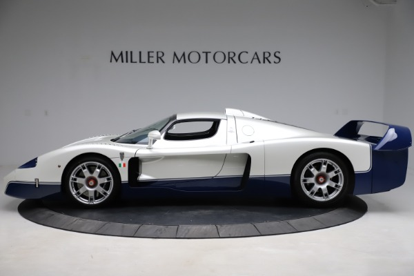 Used 2005 Maserati MC 12 for sale Call for price at Aston Martin of Greenwich in Greenwich CT 06830 14