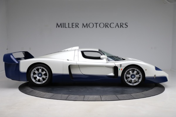 Used 2005 Maserati MC 12 for sale Call for price at Aston Martin of Greenwich in Greenwich CT 06830 15