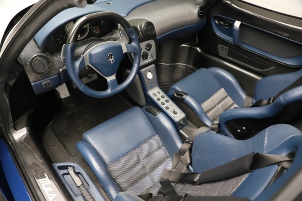 Used 2005 Maserati MC 12 for sale Call for price at Aston Martin of Greenwich in Greenwich CT 06830 17