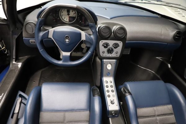 Used 2005 Maserati MC 12 for sale Call for price at Aston Martin of Greenwich in Greenwich CT 06830 18