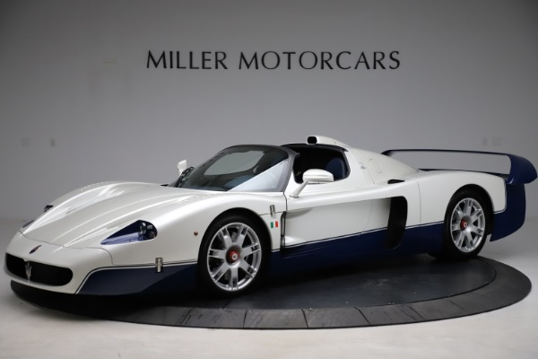 Used 2005 Maserati MC 12 for sale Call for price at Aston Martin of Greenwich in Greenwich CT 06830 2