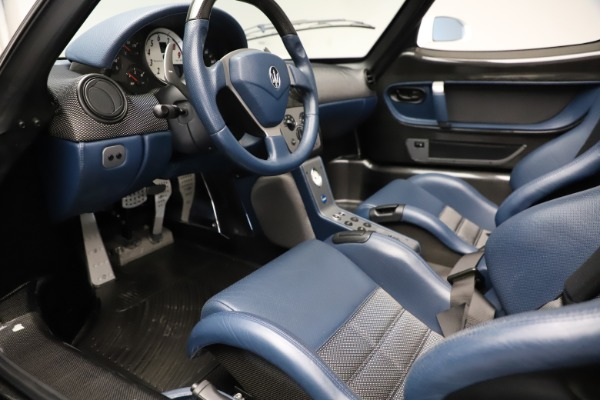 Used 2005 Maserati MC 12 for sale Call for price at Aston Martin of Greenwich in Greenwich CT 06830 21