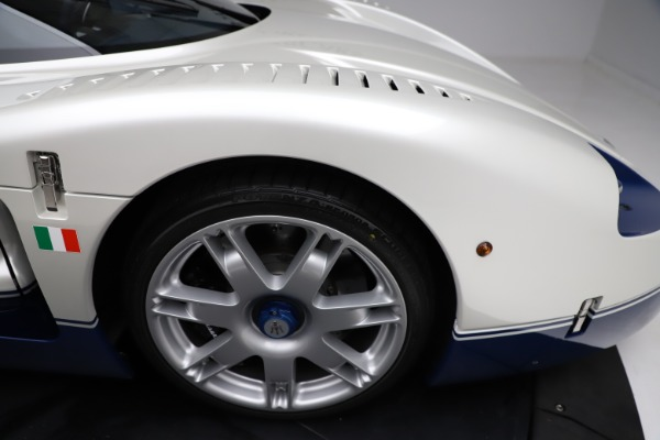 Used 2005 Maserati MC 12 for sale Call for price at Aston Martin of Greenwich in Greenwich CT 06830 26