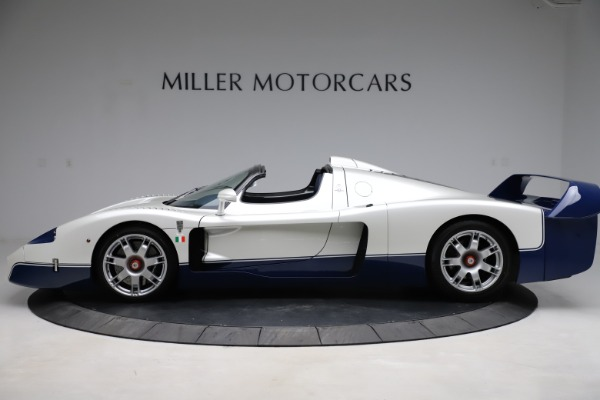 Used 2005 Maserati MC 12 for sale Call for price at Aston Martin of Greenwich in Greenwich CT 06830 3