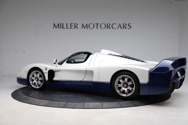 Used 2005 Maserati MC 12 for sale Call for price at Aston Martin of Greenwich in Greenwich CT 06830 4