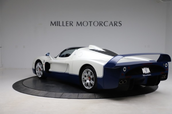 Used 2005 Maserati MC 12 for sale Call for price at Aston Martin of Greenwich in Greenwich CT 06830 5
