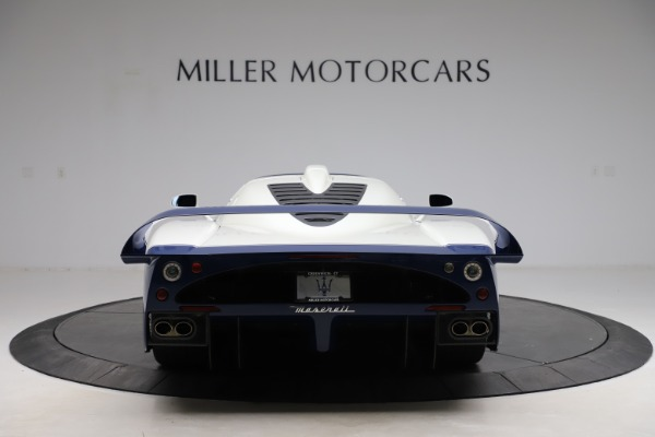 Used 2005 Maserati MC 12 for sale Call for price at Aston Martin of Greenwich in Greenwich CT 06830 6