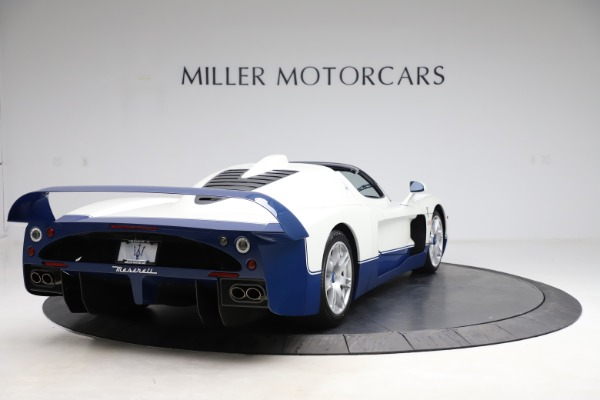 Used 2005 Maserati MC 12 for sale Call for price at Aston Martin of Greenwich in Greenwich CT 06830 7