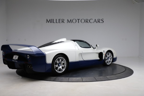 Used 2005 Maserati MC 12 for sale Call for price at Aston Martin of Greenwich in Greenwich CT 06830 8