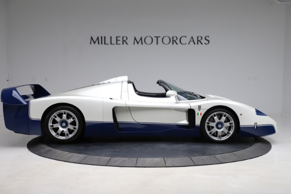 Used 2005 Maserati MC 12 for sale Call for price at Aston Martin of Greenwich in Greenwich CT 06830 9