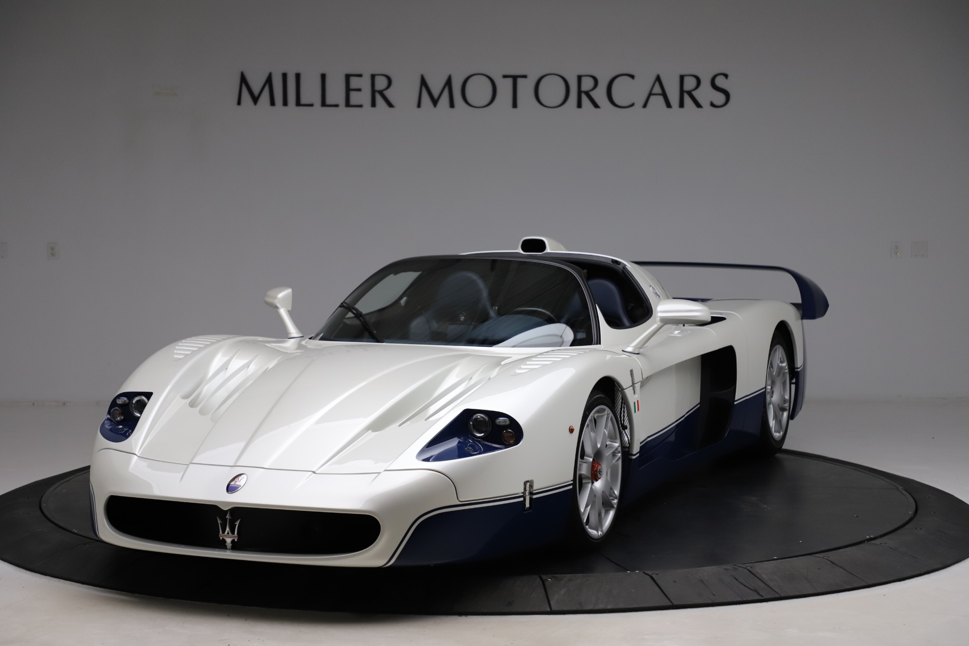 Used 2005 Maserati MC 12 for sale Call for price at Aston Martin of Greenwich in Greenwich CT 06830 1