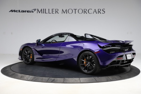 Used 2020 McLaren 720S Spider Performance for sale $324,990 at Aston Martin of Greenwich in Greenwich CT 06830 10