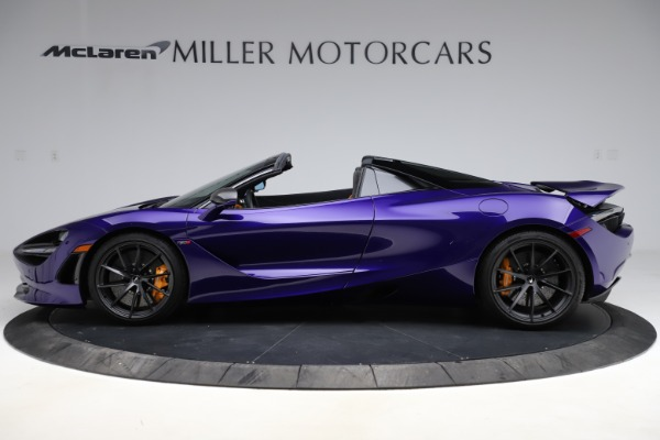 Used 2020 McLaren 720S Spider for sale $324,990 at Aston Martin of Greenwich in Greenwich CT 06830 11