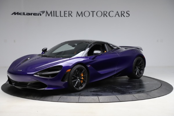Used 2020 McLaren 720S Spider for sale $324,990 at Aston Martin of Greenwich in Greenwich CT 06830 12
