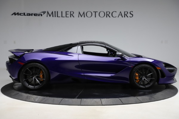 Used 2020 McLaren 720S Spider for sale $324,990 at Aston Martin of Greenwich in Greenwich CT 06830 13