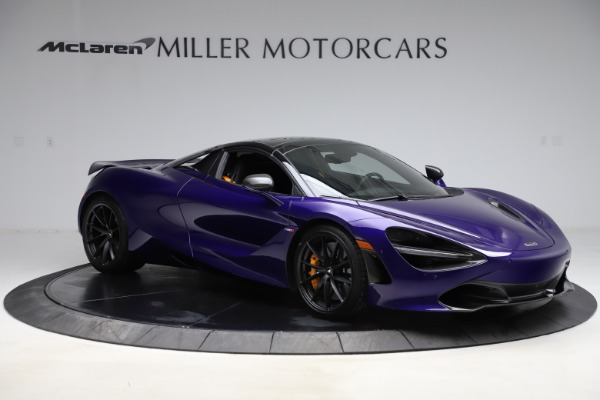Used 2020 McLaren 720S Spider for sale $324,990 at Aston Martin of Greenwich in Greenwich CT 06830 14