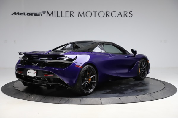 Used 2020 McLaren 720S Spider for sale $324,990 at Aston Martin of Greenwich in Greenwich CT 06830 15