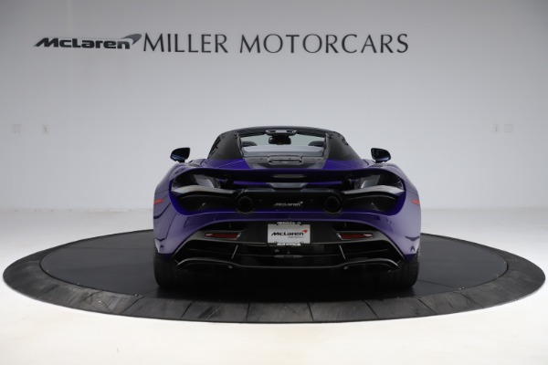 Used 2020 McLaren 720S Spider for sale $324,990 at Aston Martin of Greenwich in Greenwich CT 06830 16