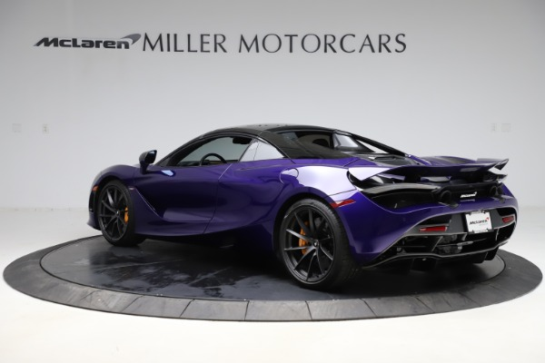 Used 2020 McLaren 720S Spider Performance for sale $324,990 at Aston Martin of Greenwich in Greenwich CT 06830 17