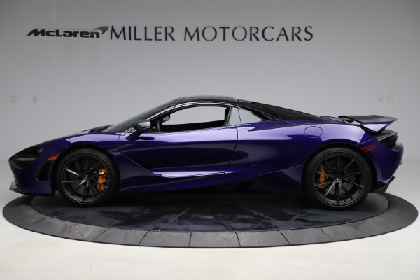 Used 2020 McLaren 720S Spider for sale $324,990 at Aston Martin of Greenwich in Greenwich CT 06830 18