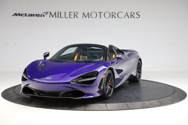 Used 2020 McLaren 720S Spider for sale $324,990 at Aston Martin of Greenwich in Greenwich CT 06830 2