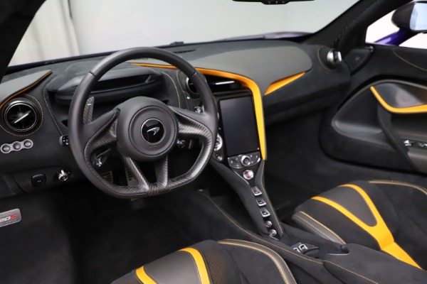 Used 2020 McLaren 720S Spider for sale $324,990 at Aston Martin of Greenwich in Greenwich CT 06830 22