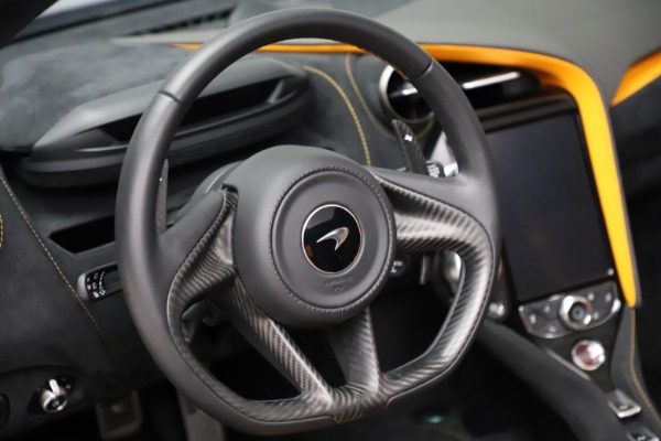 Used 2020 McLaren 720S Spider for sale $324,990 at Aston Martin of Greenwich in Greenwich CT 06830 23